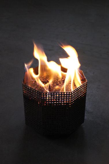 Panier a pellets la source de chaleur venue de scandinavie - Panier a pellet pour insert ...